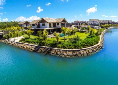 Villas IRS La Balise Marina Rivière Noire, Ile Maurice