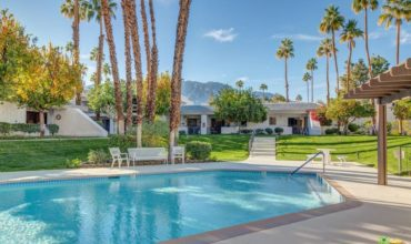 Appartement 2 chambres vue piscine, Palm Springs, Californie, USA