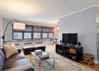 Immobilier à New York, appartement 1 chambre, Manhattan, USA
