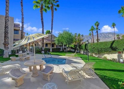 Immobilier d'investissement à Palm Springs, USA