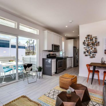 Immobilier Palm Springs, appartement 2 chambres USA