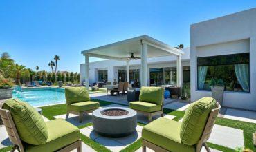 Villa moderne Palm Springs, Californie, USA