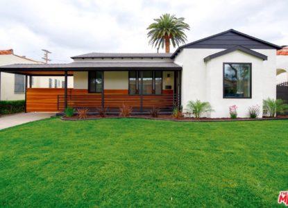 Belle maison moderne, 3 chambres, Los Angeles, Californie, USA