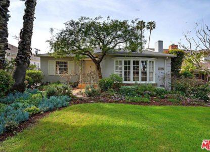 Grande maison moderne, 3 chambres, Los Angeles, Californie, USA