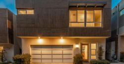 Maison moderne de 2 chambres, Los Angeles, Californie, USA