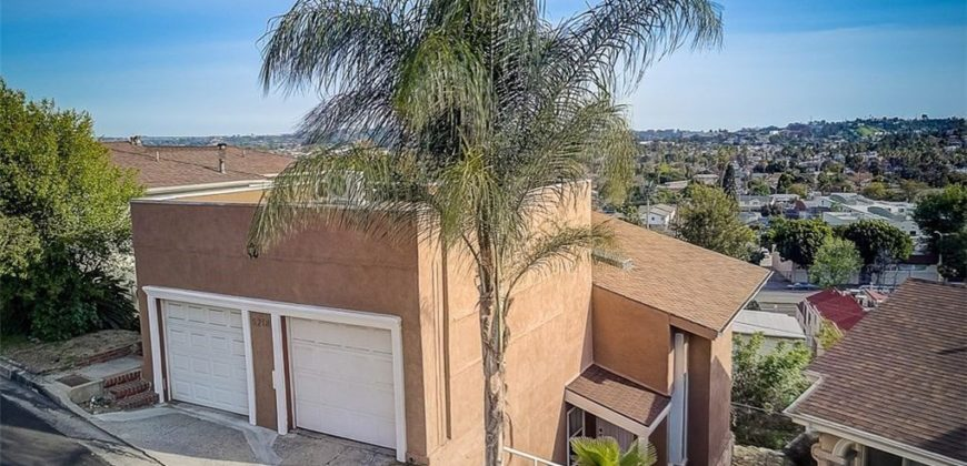 Jolie maison, 4 chambres, Los Angeles, Californie, USA