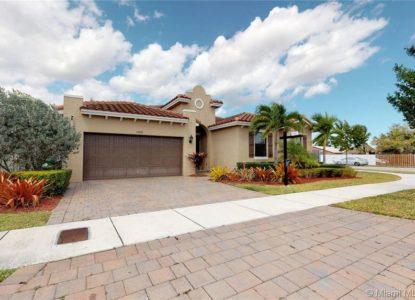 Magnifique maison, 4 chambres, Miami, Floride, USA
