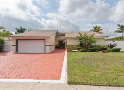 Très jolie maison, 3 chambres, Miami, Floride, USA