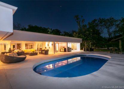 Magnifique maison, 5 chambres, Miami, Floride, USA