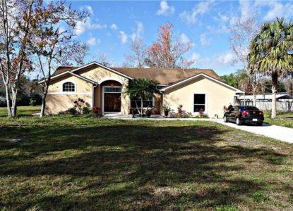 Charmante demeure, 4 chambres, Orlando, Floride, USA