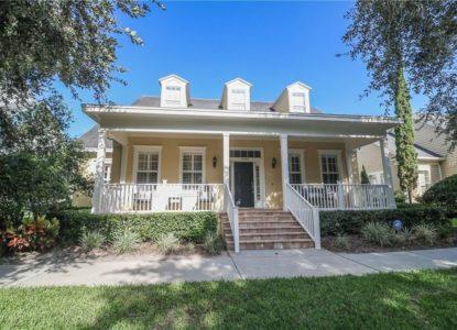 Immobilier Orlando, maison 3 chambres, Floride, USA