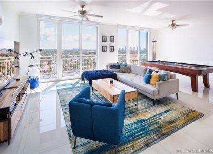 Splendide penthouse, 2 chambres, Miami, Floride, USA