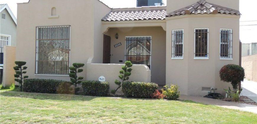 Charmante villa, 3 chambres, Los Angeles, Californie, USA