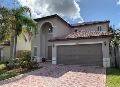 Magnifique villa à étages, 4 chambres, Miami, Floride, USA