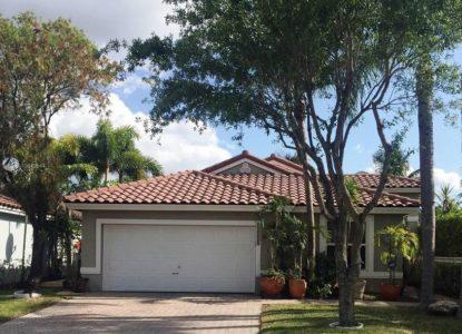 Magnifique maison, 3 chambres, Miami, Floride, USA