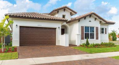 Magnifique maison nouvellement construite, 4 chambres, Miami, Floride, USA