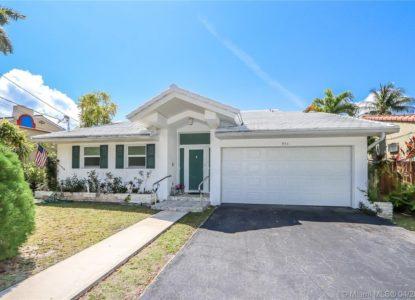 Charmante villa, 4 chambres, Miami, Floride, USA