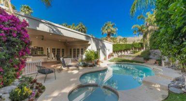 Villa plain pied à Palm Springs, 4 chambres piscine