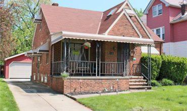Achat de maison à Cleveland, 3 chambres, Ohio, USA