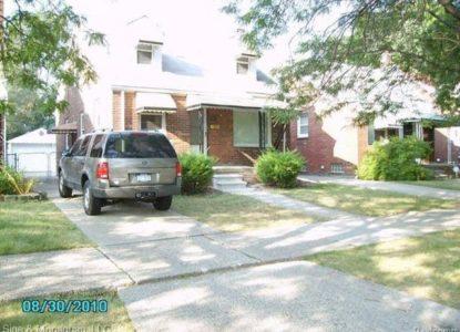 Immobilier pas cher à Detroit, 3 chambres, Michigan, USA