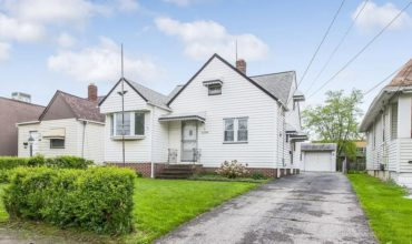 Immobilier à vendre à Cleveland, 3 chambres, Ohio, USA