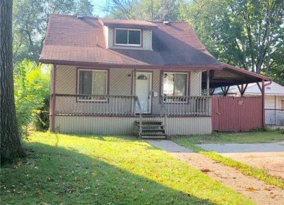 Immobilier à vendre à Detroit, 4 chambres, Michigan, USA