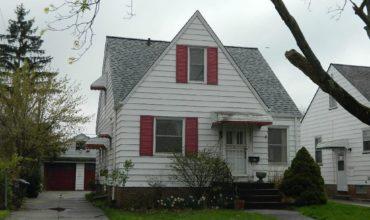 Investir à Cleveland, 3 chambres, Ohio, USA