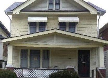 Investir à Detroit, 3 chambres, Michigan, USA