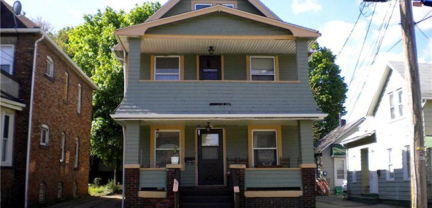 Investissement locatif à Cleveland, 4 chambres, Ohio, USA