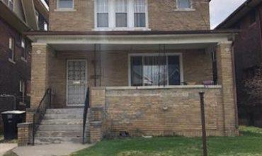 Investissement locatif à Detroit, 3 chambres, Michigan, USA