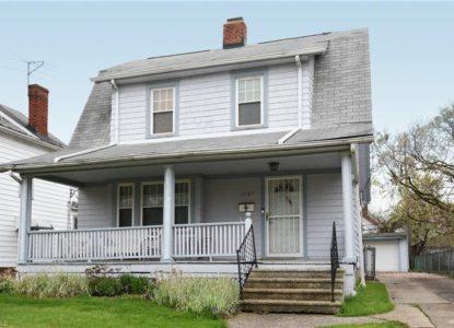 Jolie maison prête à la location, 3 chambres, Cleveland, Ohio, USA