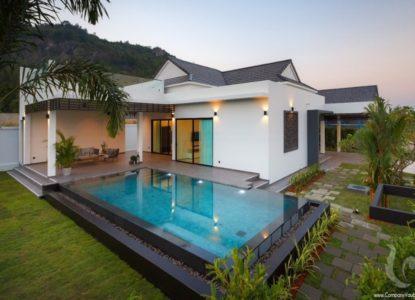 Luxueuse villa en vente à Hua Hin, Thaïlande
