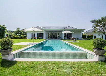 Luxueuse villa à vendre à Hua Hin, Thailande