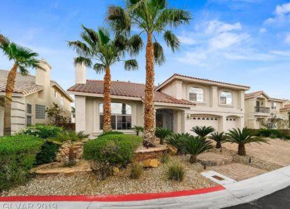 Acheter une belle maison à Las Vegas, Nevada, USA