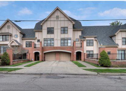 Maison à Cleveland pour location, 3 chambres, Ohio, USA