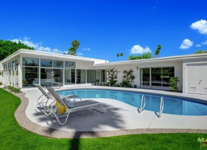 Villa Plain-Pied, Palm Springs, USA