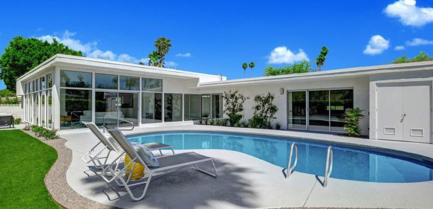 Villa Plain-Pied, Palm Springs, USA | Realty Luxe