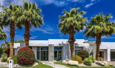 Maison plain-pied 4 chambres, Palm Springs, USA