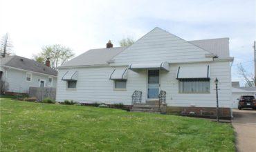 Maison à vendre à Cleveland, 3 chambres, Ohio, USA