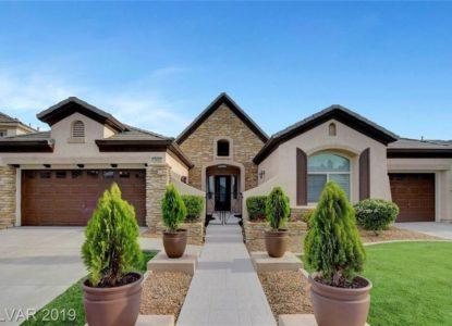 Villa de 4 chambres à acheter à Las Vegas, Nevada, USA
