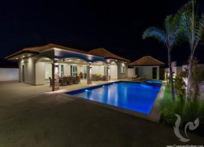 Achat d'une superbe villa à Hua Hin, Thaïlande