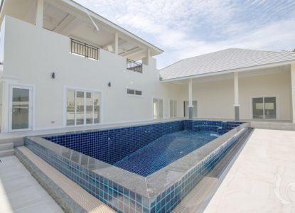 Achat d'une belle villa à Hua Hin, Thailande
