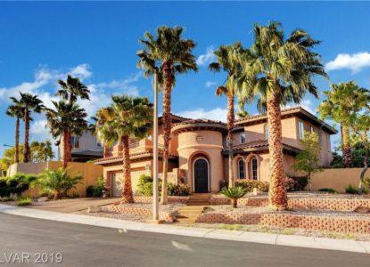 Investir dans une jolie villa à Las Vegas, Nevada, USA
