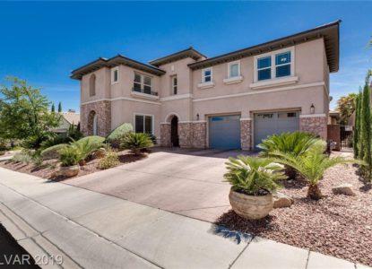 Vente d'une belle villa à Las Vegas, Nevada, USA