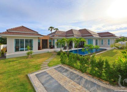 Immobilier au design moderne à Hua Hin, Thaïlande