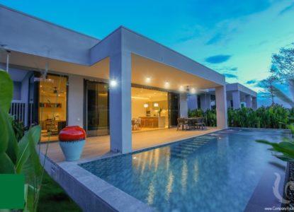 Acheter une villa paradisiaque à Hua Hin, Thailande