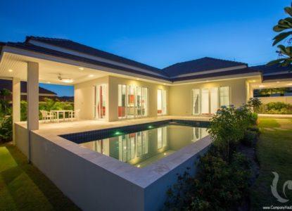 Vente d'une villa moderne et cosy à Hua Hin, Thaïlande