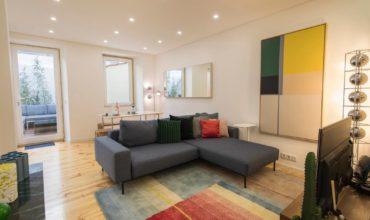 Appartement spacieux disponible à Lisbonne, Portugal