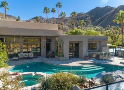 Villa Plain-Pied 4 chambres, Palm Springs, USA