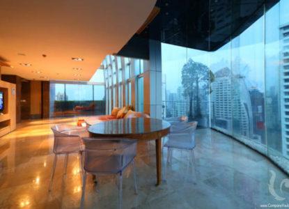 Luxueux penthouse à vendre à Bangkok, Thaïlande